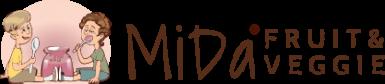 MIDA: Fruit&Veggie Logo